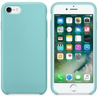 Apple iPhone 6S Silicon Case (HC) - Sea Blue