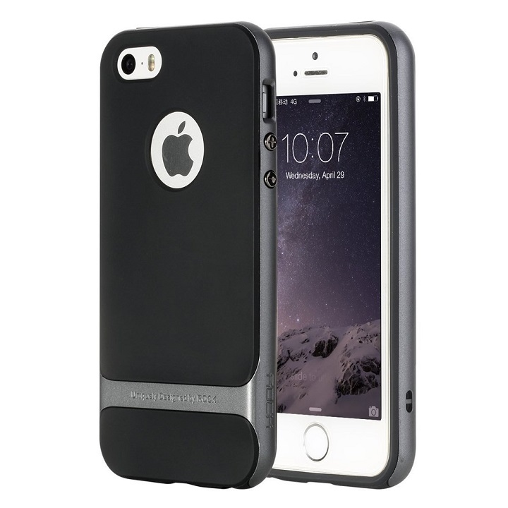 iPhone 6 6s Rock Royce Case  Black