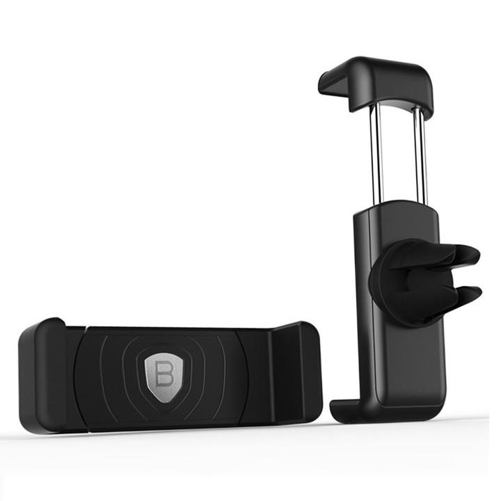 Автодержатель для iPhone 6 6s 7  Baseus Mini Shield Plus Car Mount