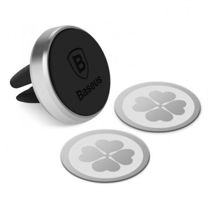 Автодержатель для iPhone BASEUS Magnetic Air Vent Car